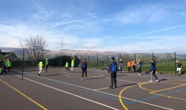 TY & 1st Year 'Spikeball Blitz' Friday 29th April.