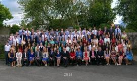 Graduate Mass Photo 2014