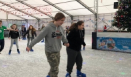 TY & 5th Year Annual trip 'Ice Skating'.