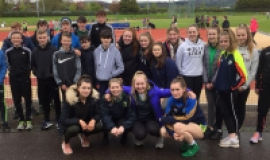 Kerry Colleges- Track and Field